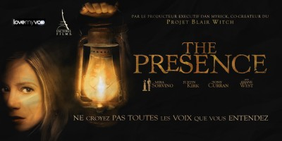 THE PRESENCE (2010) de Tom Provost