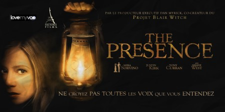 THE PRESENCE (2010) de Tom Provost