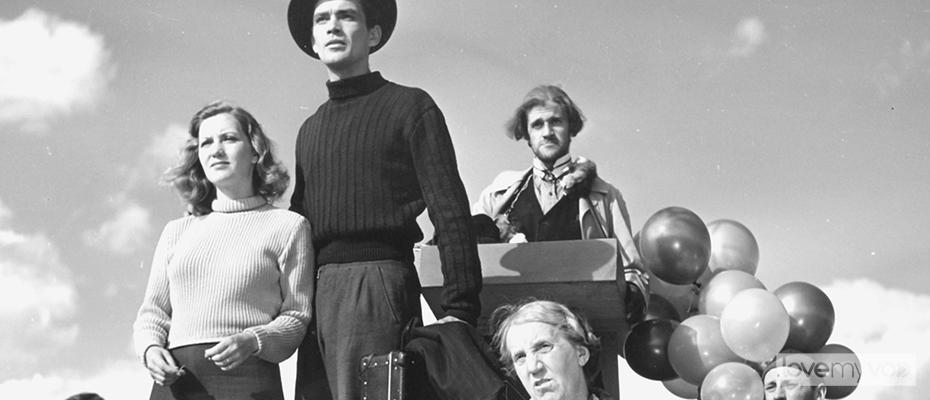 IL PLEUT SUR NOTRE AMOUR (1946) de Ingmar Bergman