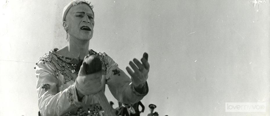 LA NUIT DES FORAINS (1953) de Ingmar Bergman