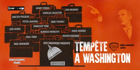 TEMPÊTE À WASHINGTON (1962) de Otto Preminger