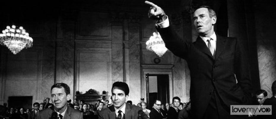 TEMPÊTE À WASHINGTON (1962) de Otto Preminger