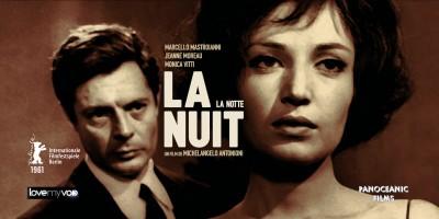 LA NUIT (1961) de Michelangelo Antonioni