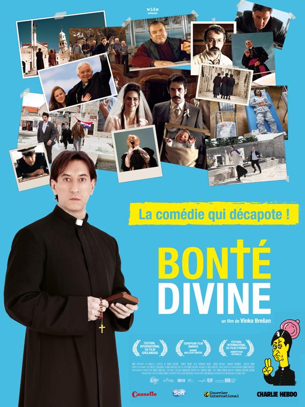 affiche cinema bonté divine