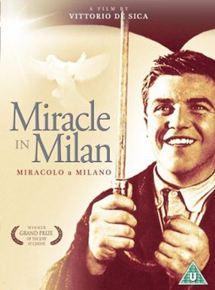 affiche vod miracle à milan