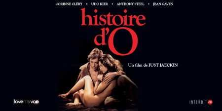 HISTOIRE D'O (1975) de Just Jaeckin