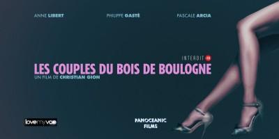 LES COUPLES DU BOIS DE BOULOGNE (1974) de Christian Gion