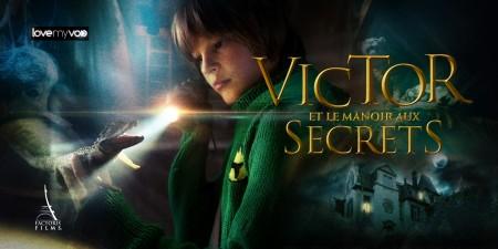 VICTOR ET LE MANOIR AUX SECRETS (2011) de Cyrill Boss et Philipp Stennert