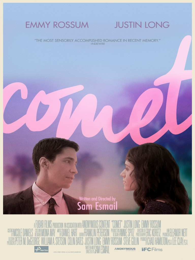 affiche cinema comet