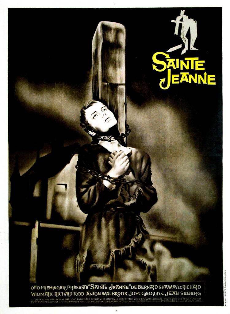 affiche cinema sainte jeanne