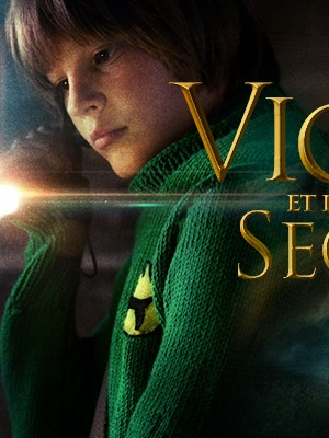 petite affiche Victor et le Manoir aux secrets