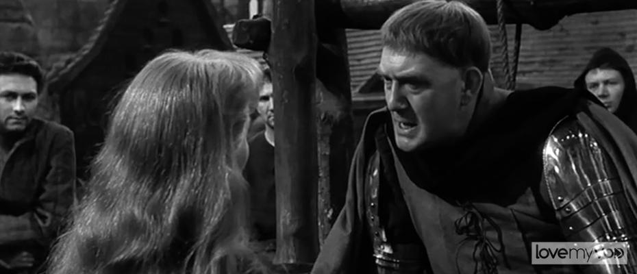 SAINTE JEANNE (1957) de Otto Preminger