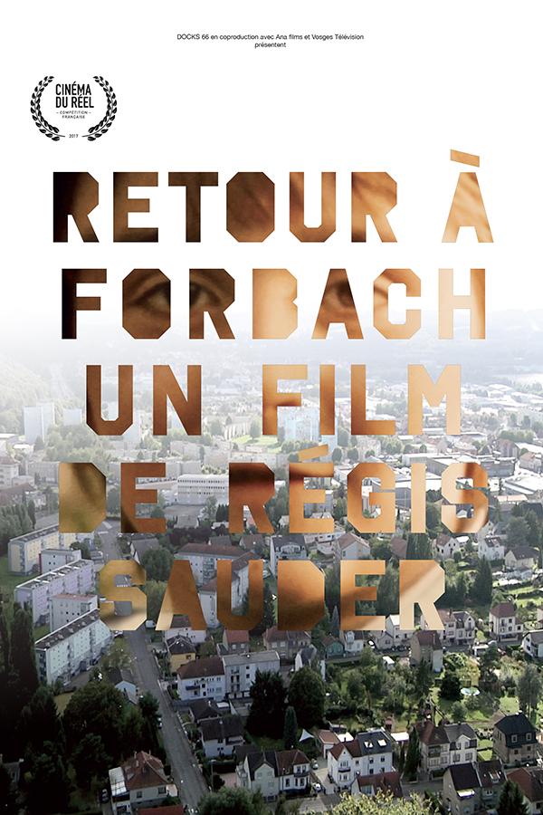 affiche cinema RETOUR A FORBACH