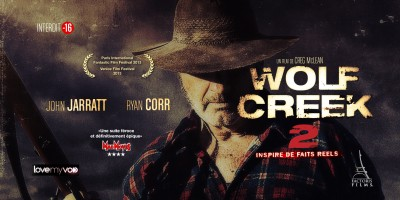 WOLF CREEK 2 (2013) de Greg McLean