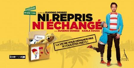 NI REPRIS NI ÉCHANGÉ (2013) de Eugenio Derbez