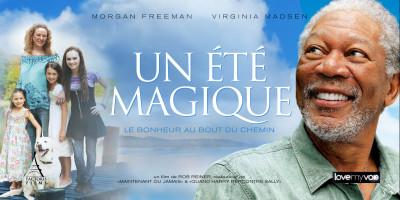 UN ÉTÉ MAGIQUE (2012) de Rob Reiner