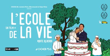 L'ÉCOLE DE LA VIE (2016) de Maite Alberdi