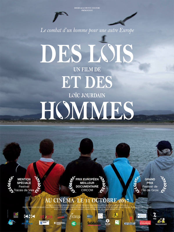 AFFICHE CINEMA DES LOIS ET DES HOMMES
