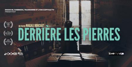 DERRIÈRE LES PIERRES (2016) de Magali Roucaut