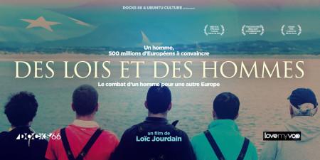DES LOIS ET DES HOMMES (2014) de Loïc Jourdain