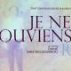 JE NE ME SOUVIENS DE RIEN (2017) de Diane Sara Bouzgarrou