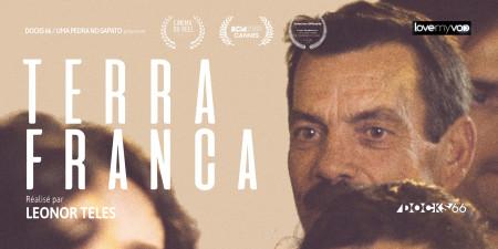 TERRA FRANCA (2018) de Leonor Teles