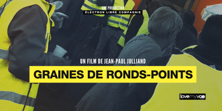 GRAINES DE RONDS-POINTS (2019) De Jean-Paul Julliand
