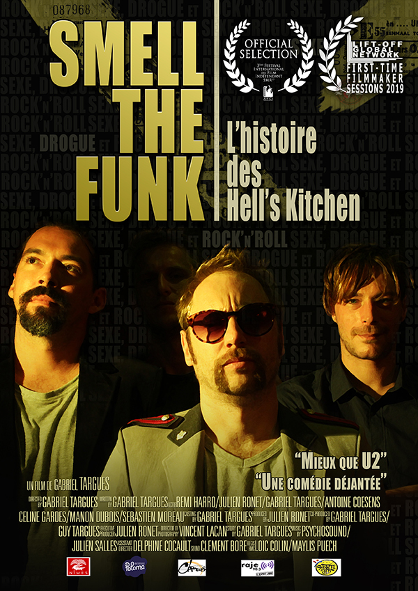 Affiche cinema Smell the funk
