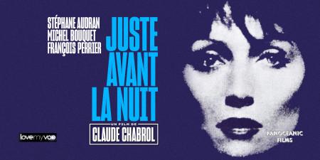 JUSTE AVANT LA NUIT (1971) de Claude Chabrol
