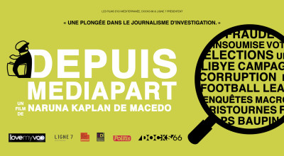 DEPUIS MEDIAPART (2019) de Naruna Kaplan de Macedo