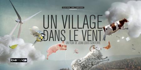 UN VILLAGE DANS LE VENT (2018) de Jean-Louis Gonterre