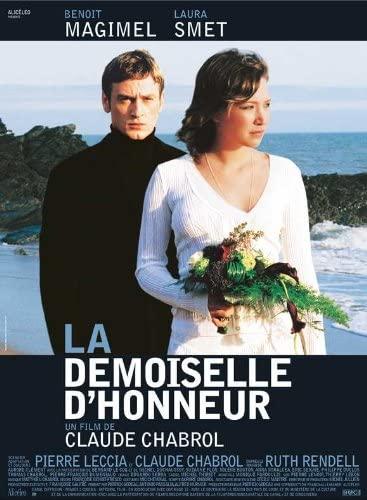 Affiche cinema la demoiselle d'honneur