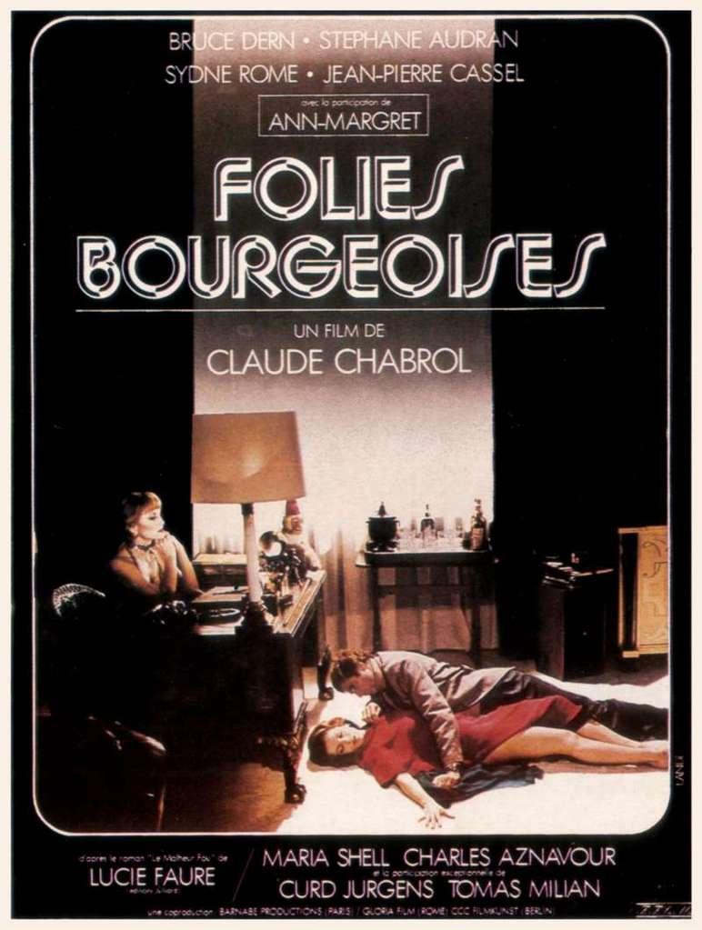 affiche cinema les folies bourgeoises
