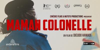 MAMAN COLONELLE (2017) de Dieudo Hamadi