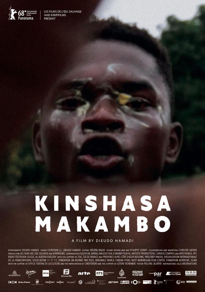 affiche cinema KINSHASA MAKAMBO