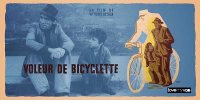 LE VOLEUR DE BICYCLETTE (1949) de Vittorio De Sica