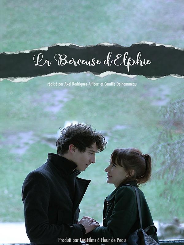 affiche CINEMA La Berceuse d'Elphie