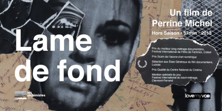 LAME DE FOND (2013) de Perrine Michel