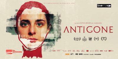 ANTIGONE (2020) de Sophie Deraspe