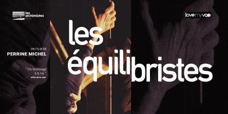 LES ÉQUILIBRISTES (2020) de Perrine Michel