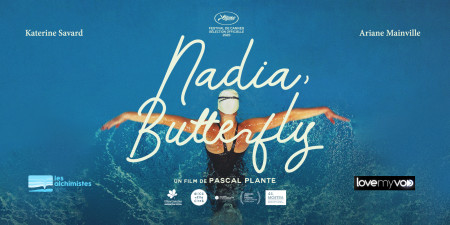 NADIA, BUTTERFLY (2021) de Pascal Plante