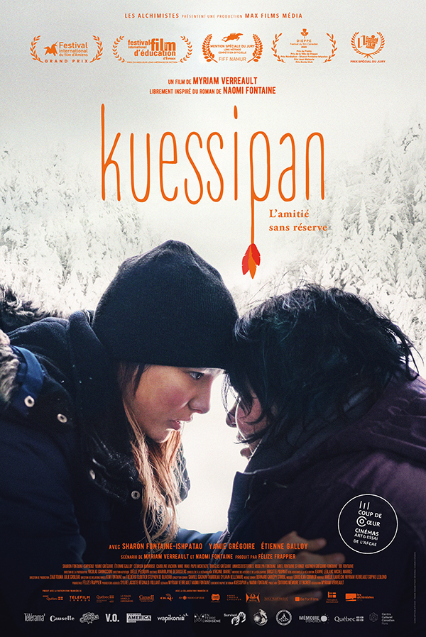 Affiche cinema KUESSIPAN